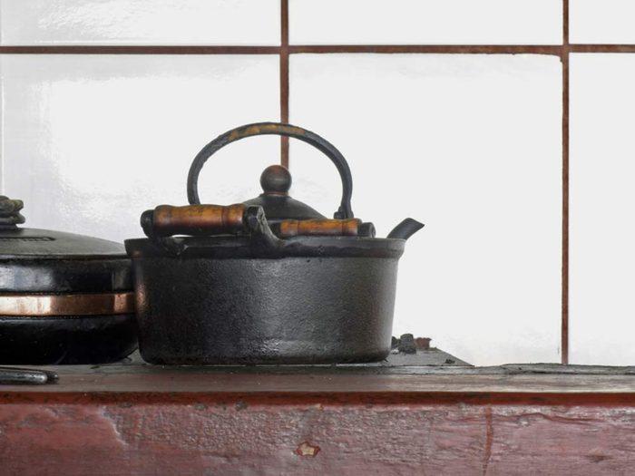 Cottage woodstove