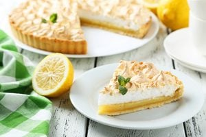 Sorrento Lemon Pie