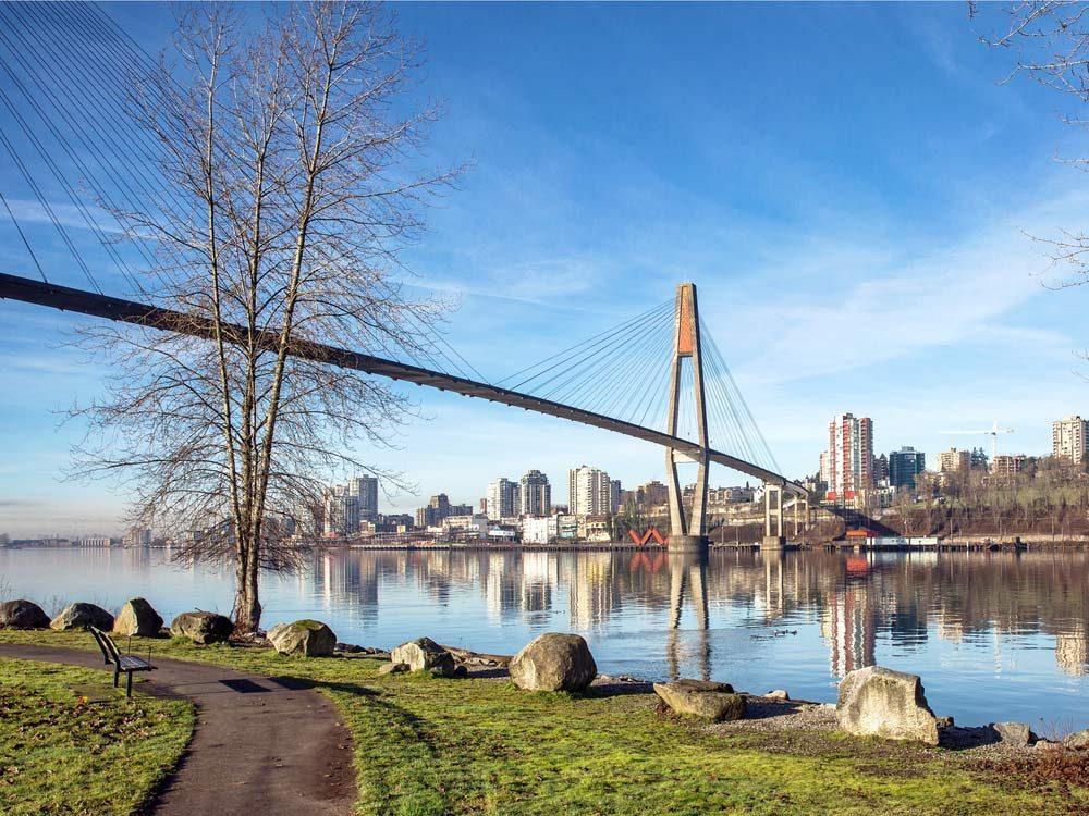 New Westminster, British Columbia