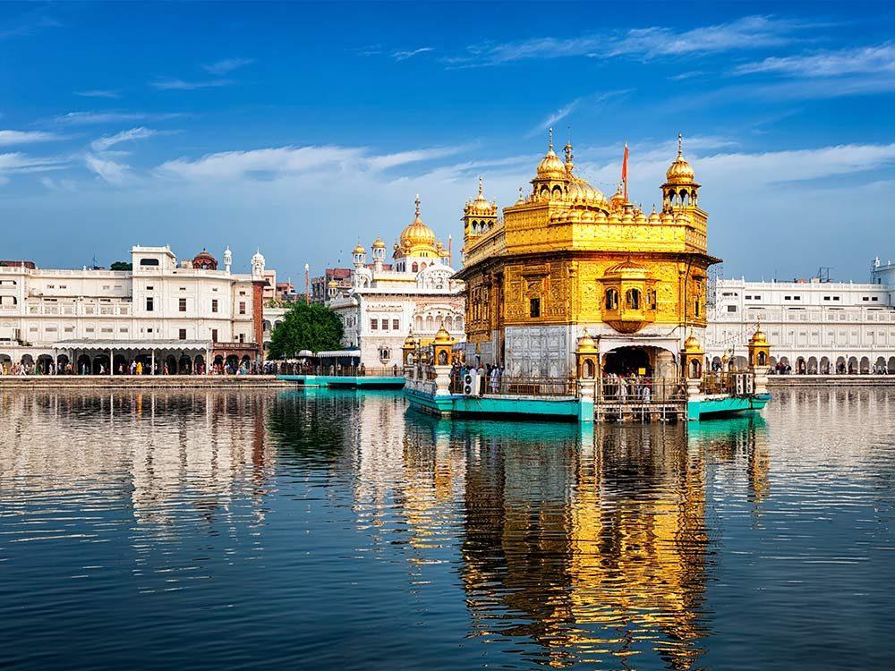 Harmandir Sahib, India