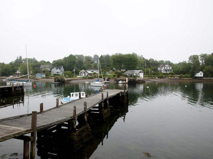 Chester, Nova Scotia harbour