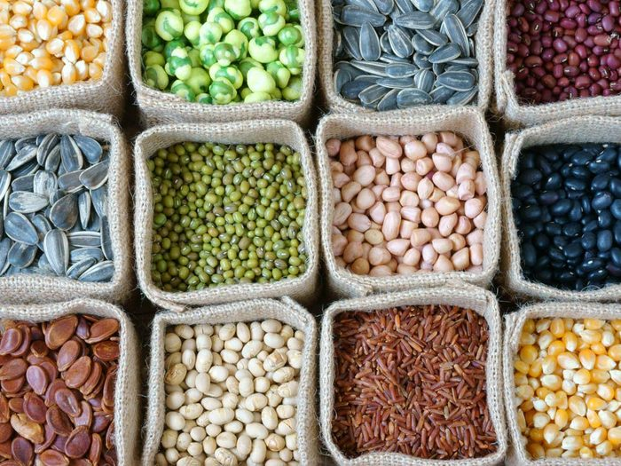 Eat high fibre foods to prevent obesity