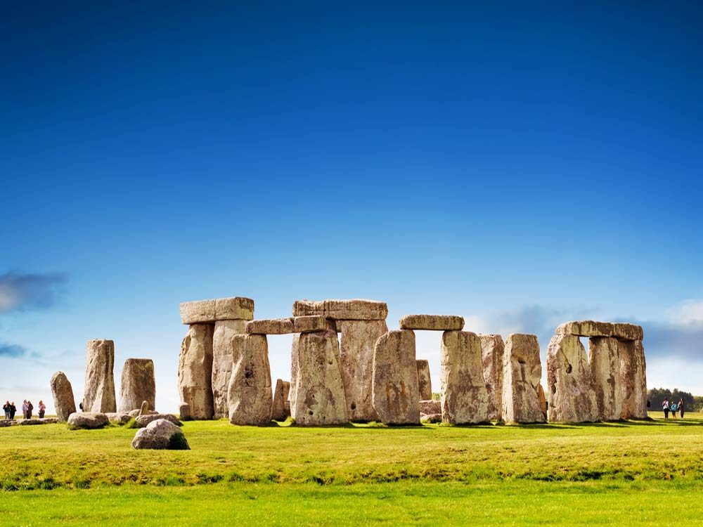 One of the most mysterious monuments is Stonehenge in the U.K.