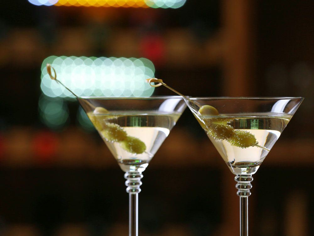 Two Martinis