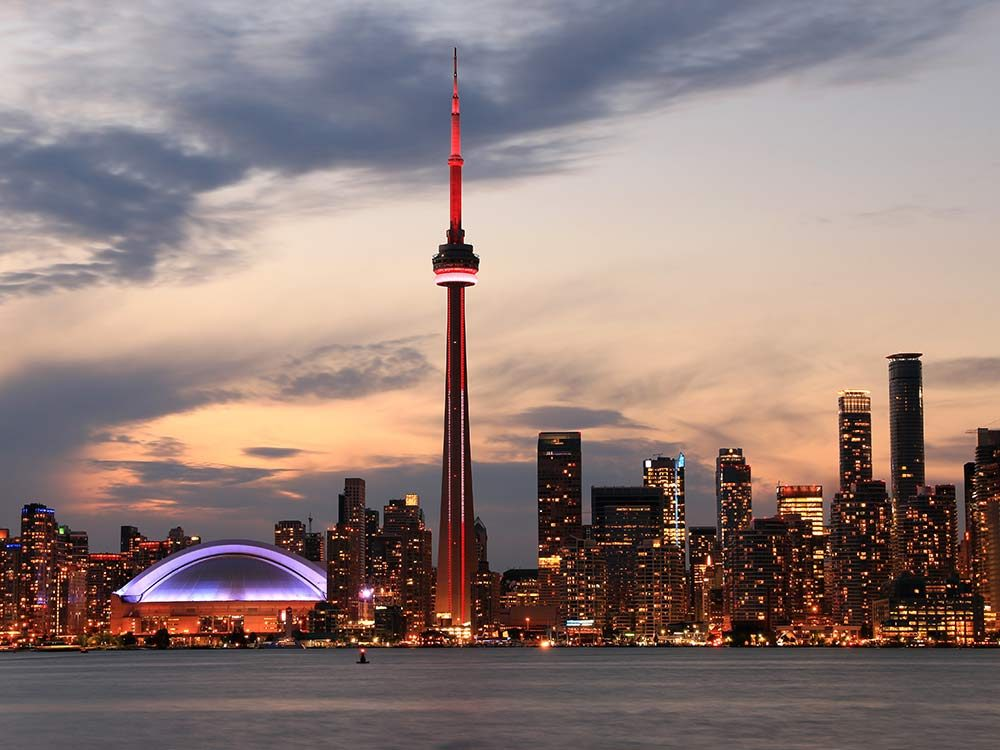 The CN Tower is one of the most popular Toronto attractions
