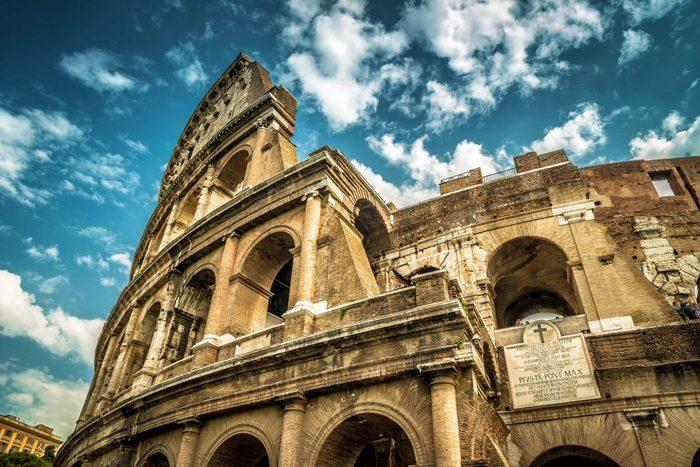 Colisseum in Rome
