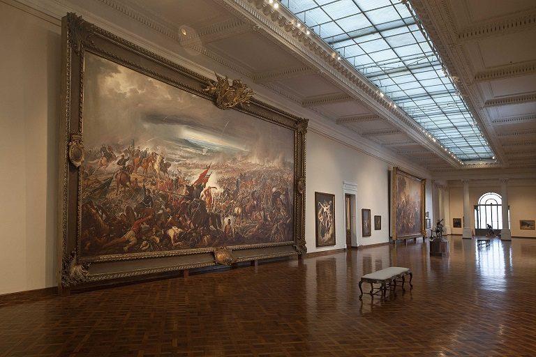 National Museum of Fine Arts in Rio de Janeiro