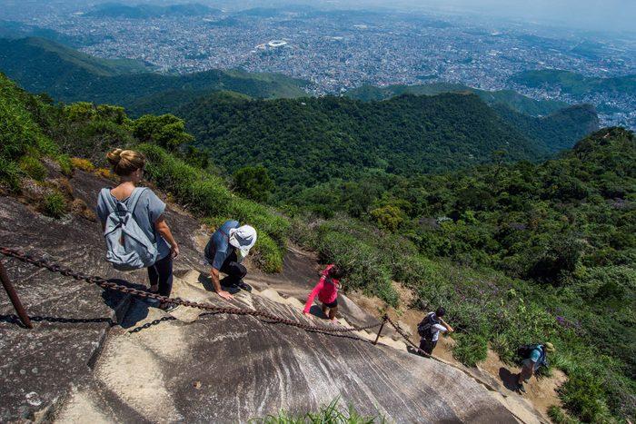 Parque Nacional da Tijuca in Rio de Janeiro