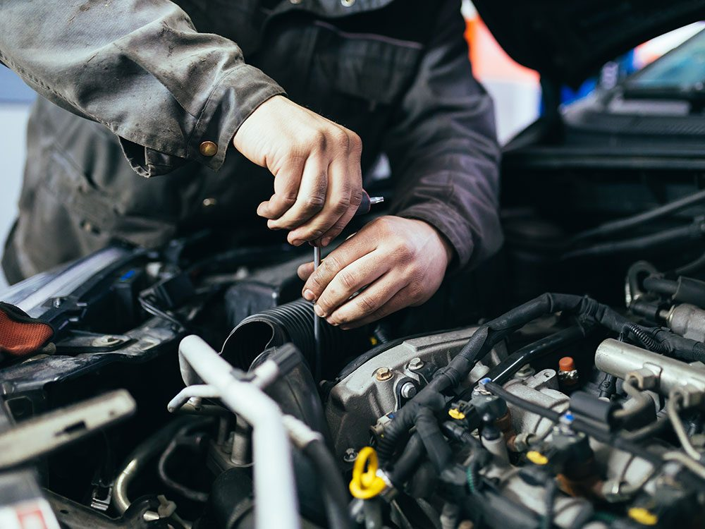 A regular tune-up can help save on gas