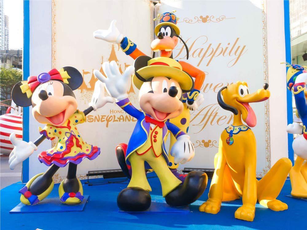 Walt Disney characters
