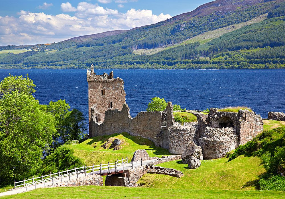 Visiting Great Glen is one of the top things to do in Scotland