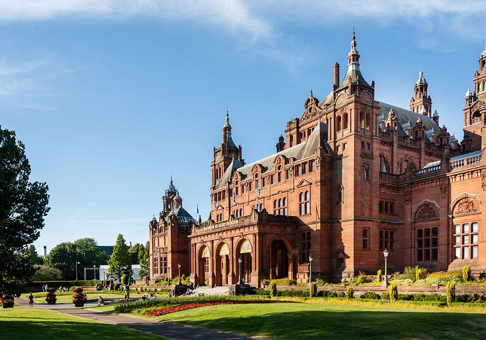 Kelvingrove Art Gallery and Museum, Scotland
