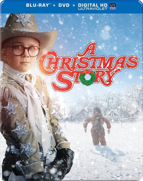 Blu-ray cover of A Christmas Story (1983)