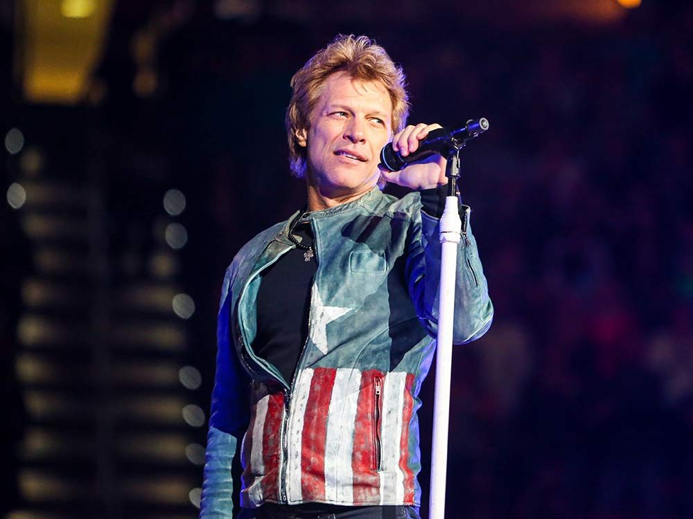 Jon Bon Jovi has one of the funniest quotes about marriage