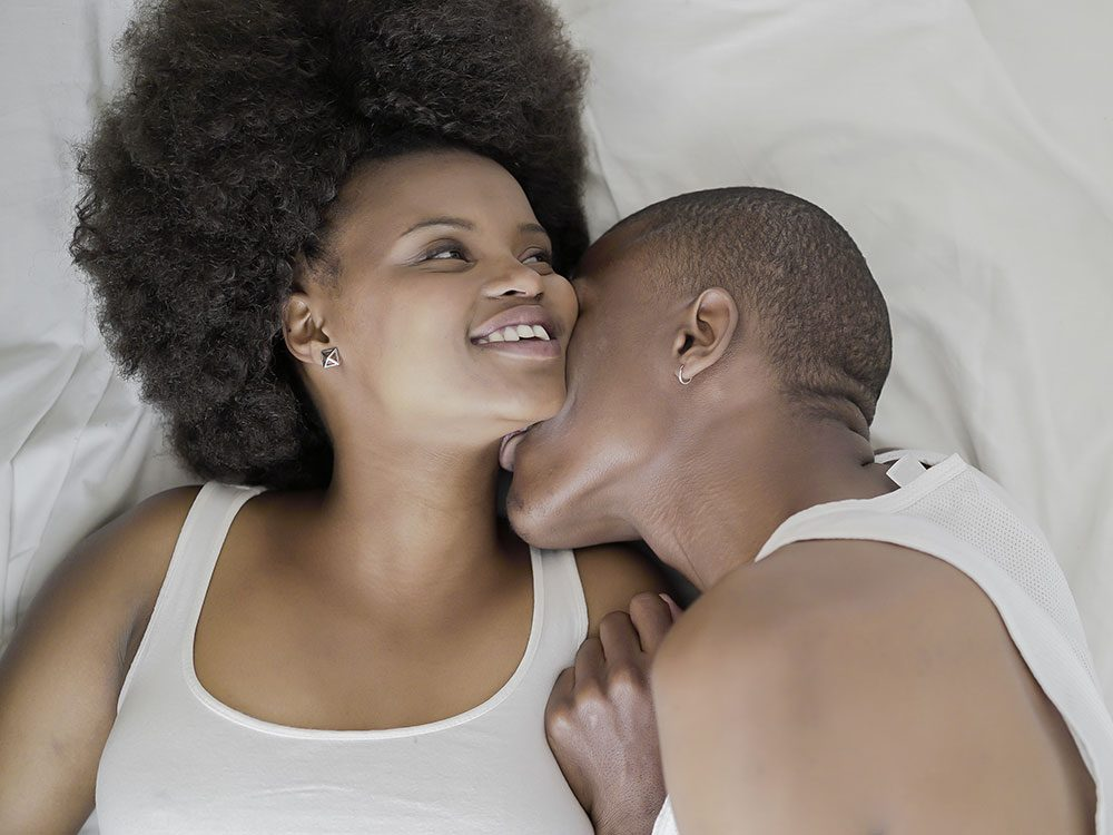 Sex can strengthen your relationship
