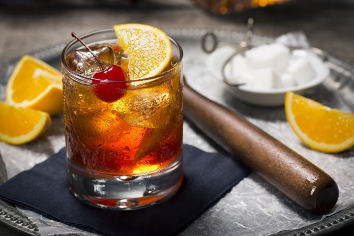 Movie-inspired Cocktail: Old Fashioned