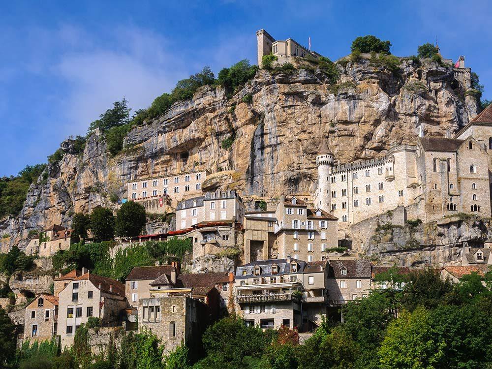 Rocamadour in Greece