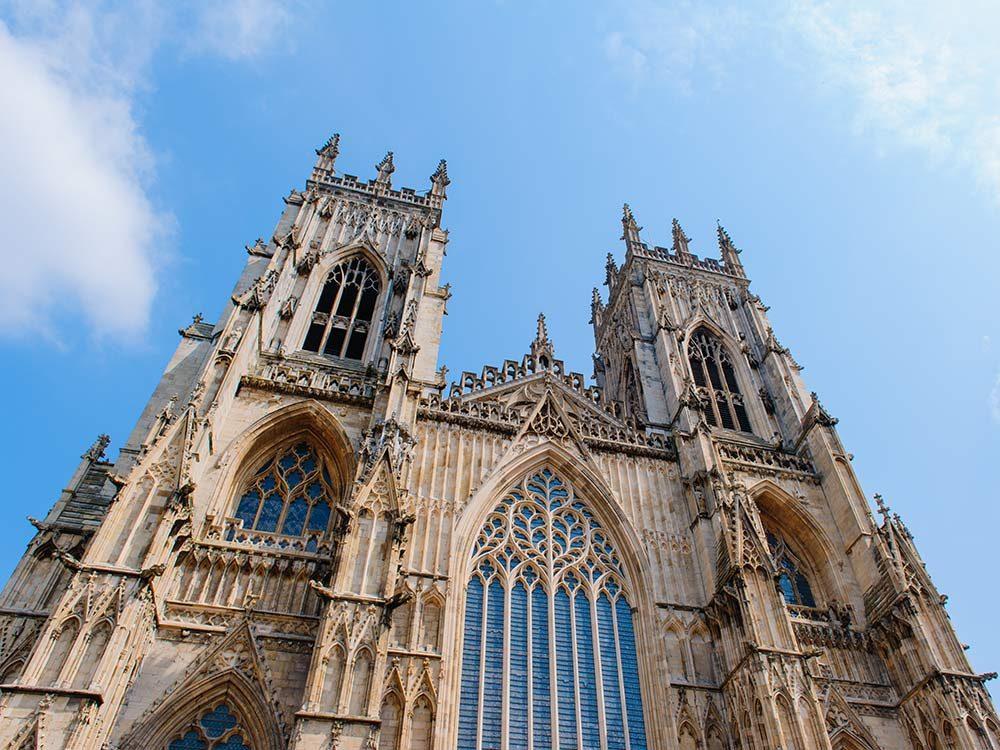 York Minster in England