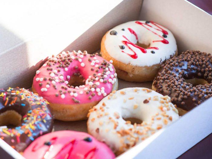 Artisanal doughnuts