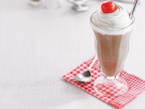 Mushroom-Soup Milkshake