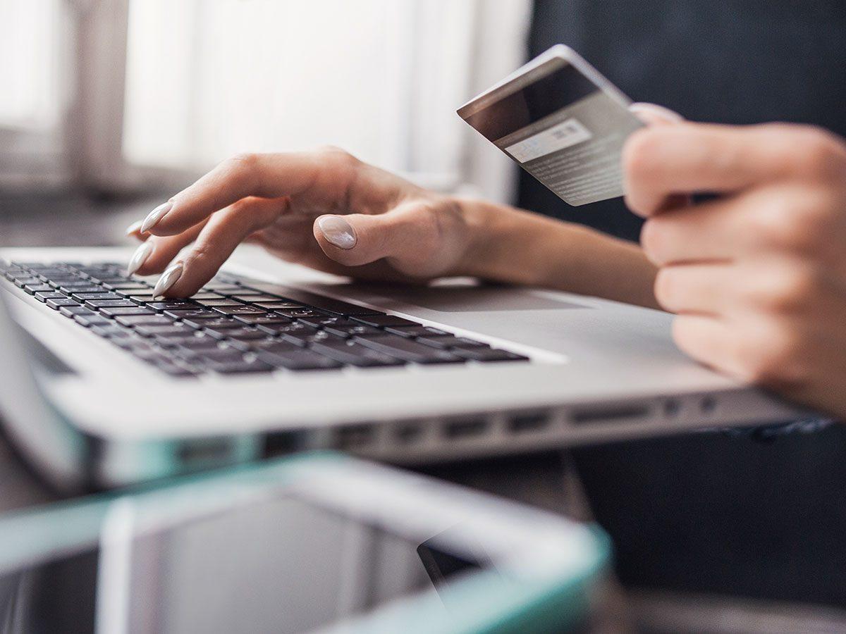 Stress management tips - Online shopping