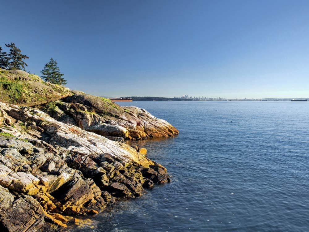 Georgia Strait, B.C.