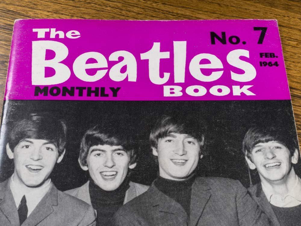The Beatles magazine