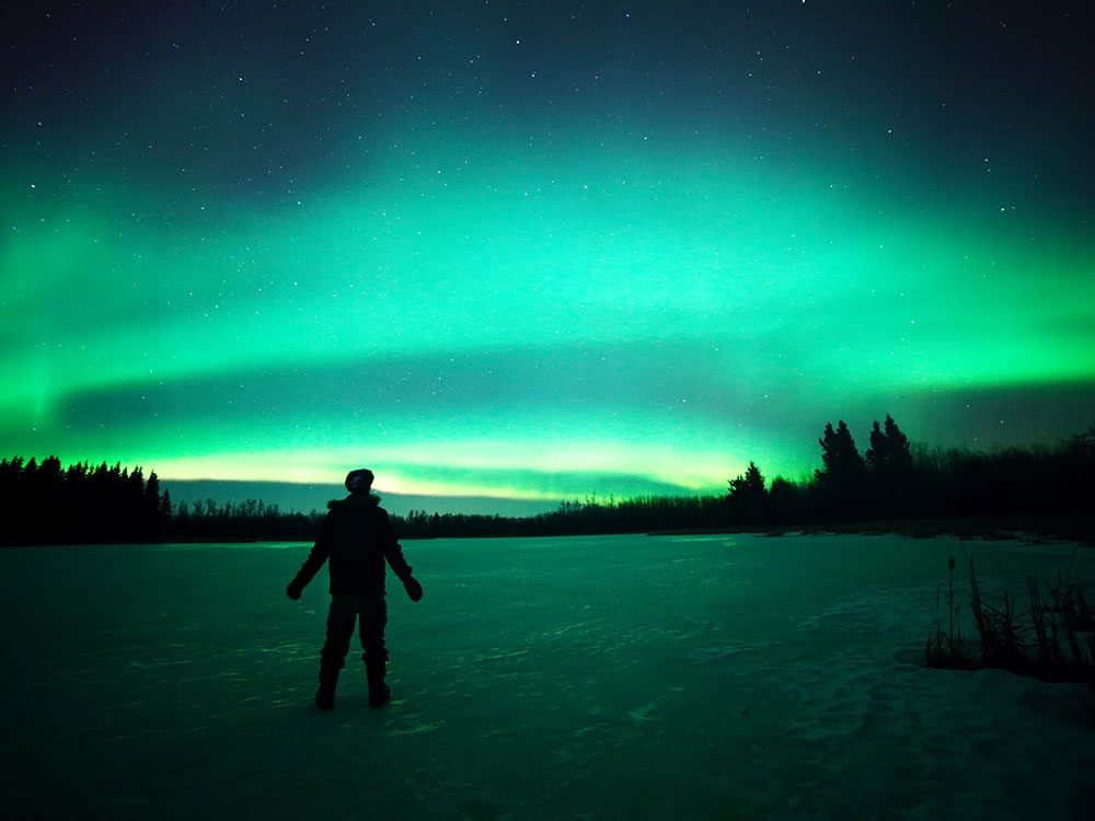 The Northern Lights: One of Canada's most awe inspiring natural wonders