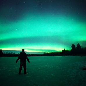 Natural wonders of Canada - The Northern Lights: One of Canada's most awe inspiring natural wonders