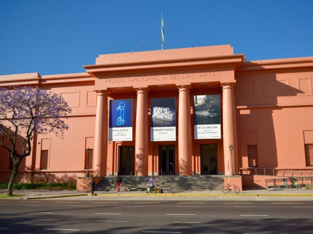 Museo Nacional de Ballas Artes