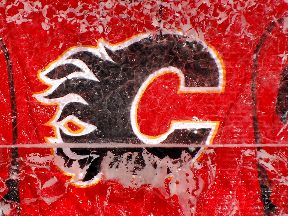 Calgary Flames logo