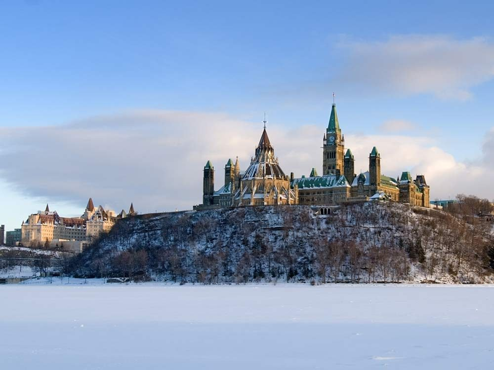 One of the most common facts about Canada is the cold weather