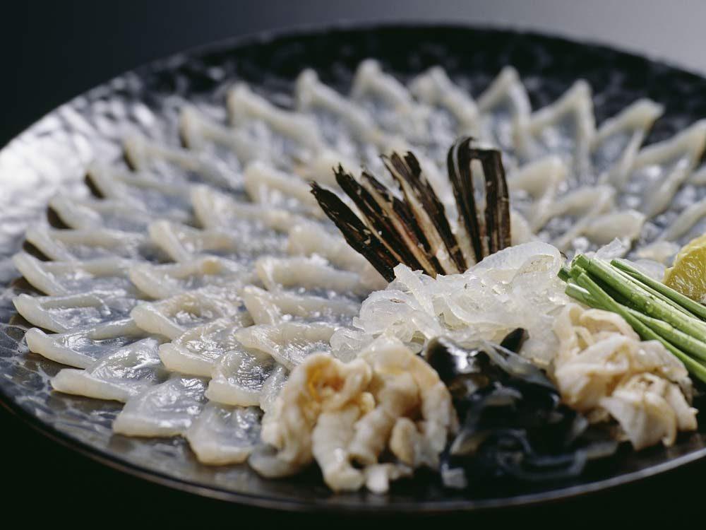 Fugu from Japan