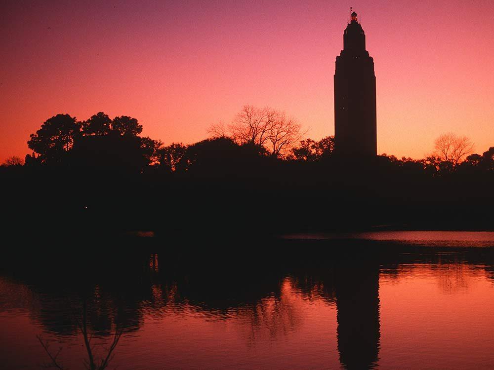 State Capitol of Baton Rouge, Louisiana