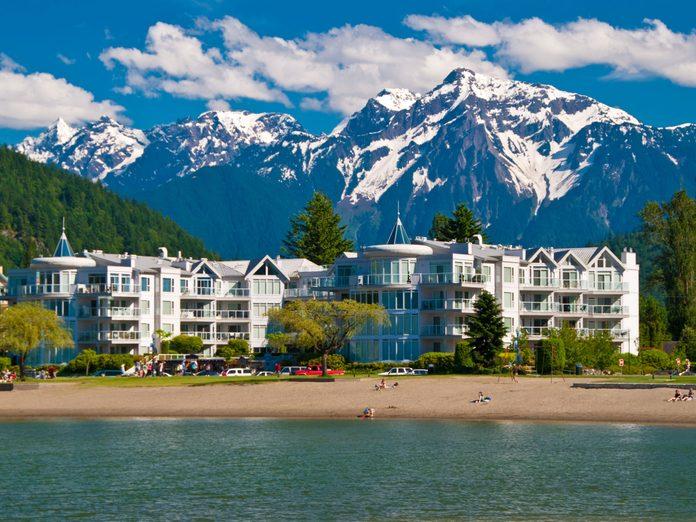 Harrison Hot Springs, British Columbia