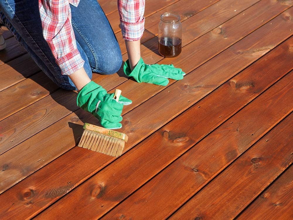 Inspect your deck and structural boards