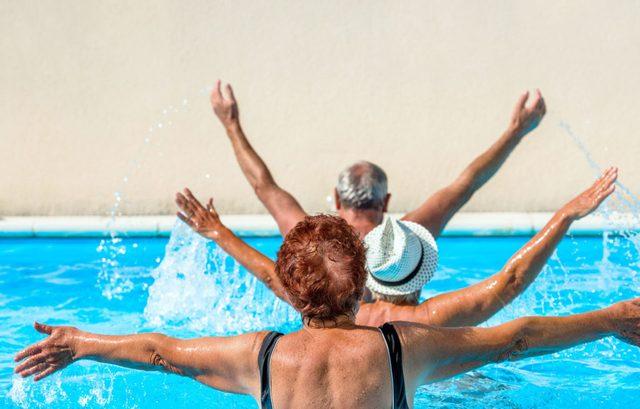 Aquafit for arthritis