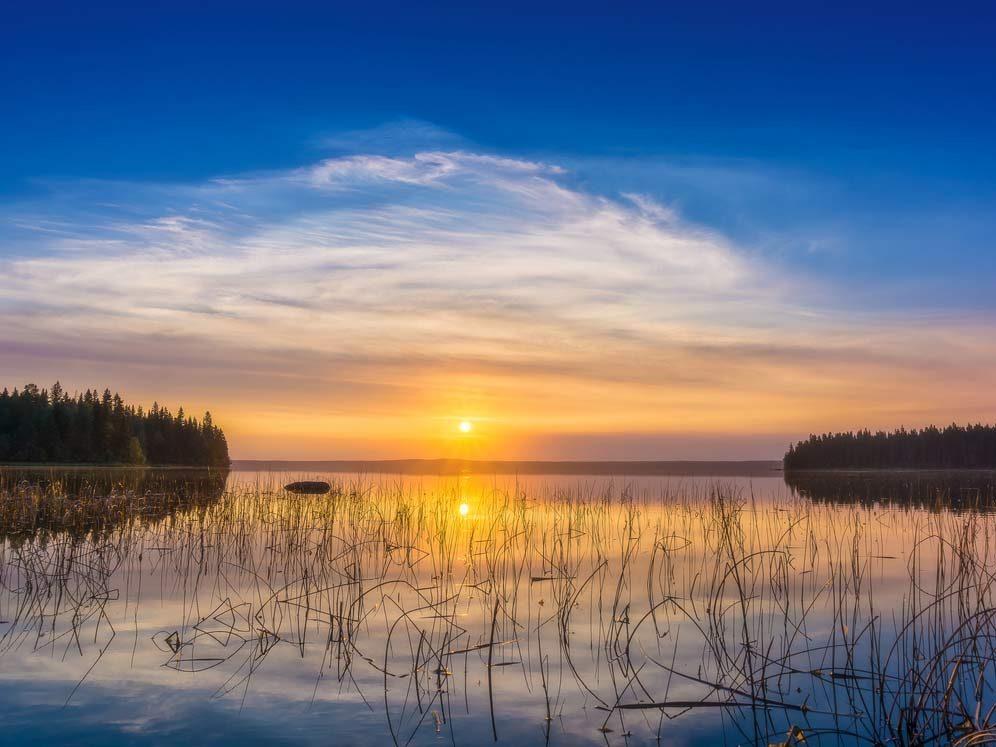 Prince Albert National Park, Saskatchewan