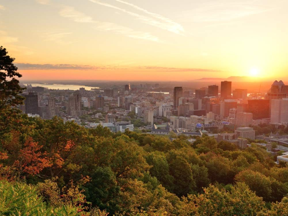 Mont Royal, Montreal
