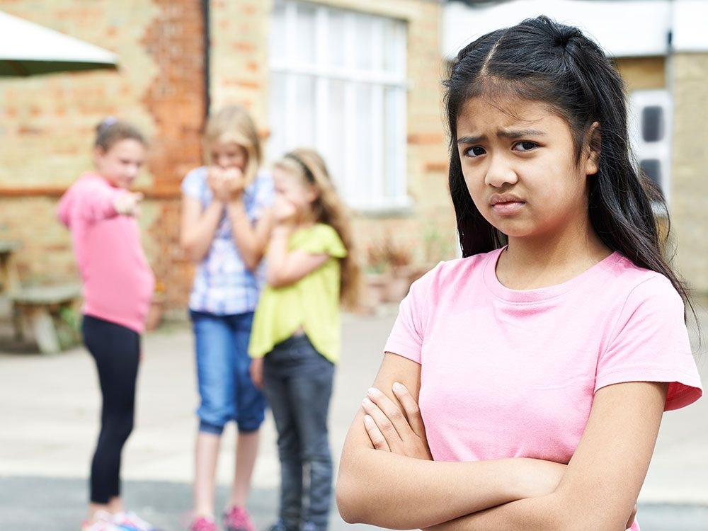 What to do when your child is being bullied by other students
