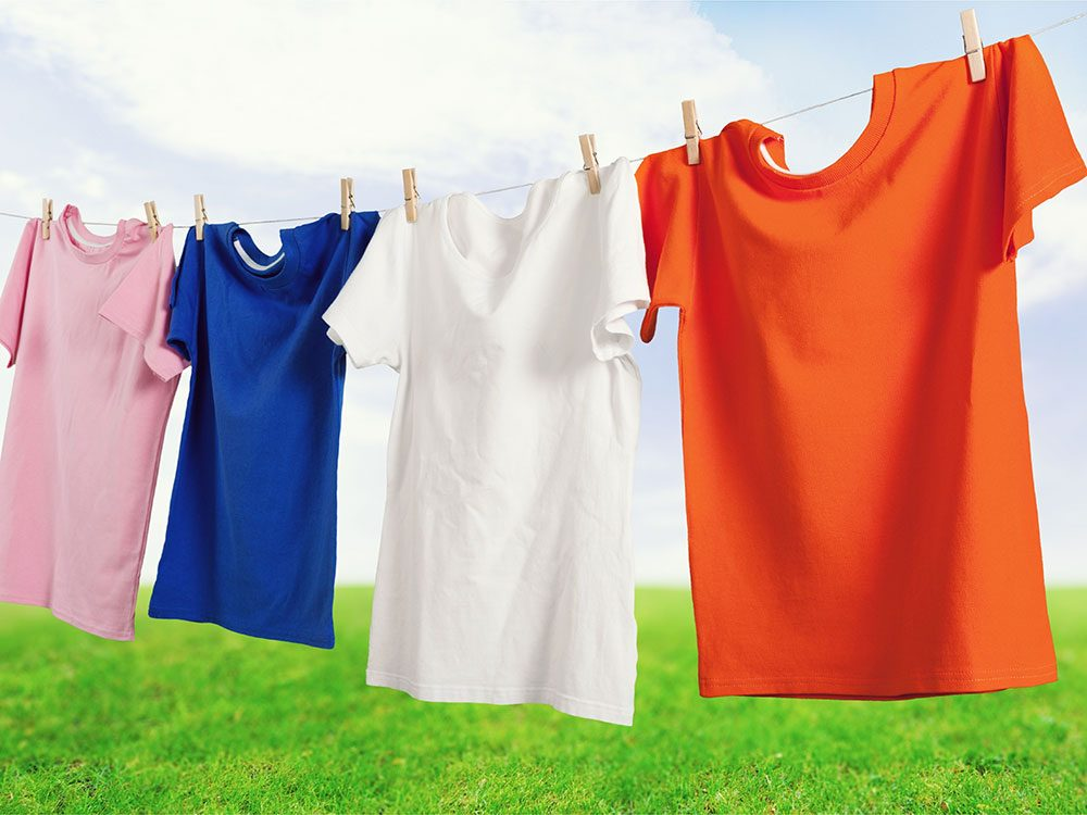 Strange Canadian laws about clotheslines