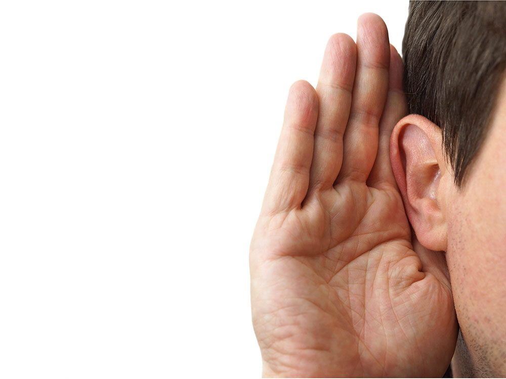 How to spot a liar by the sound of his voice