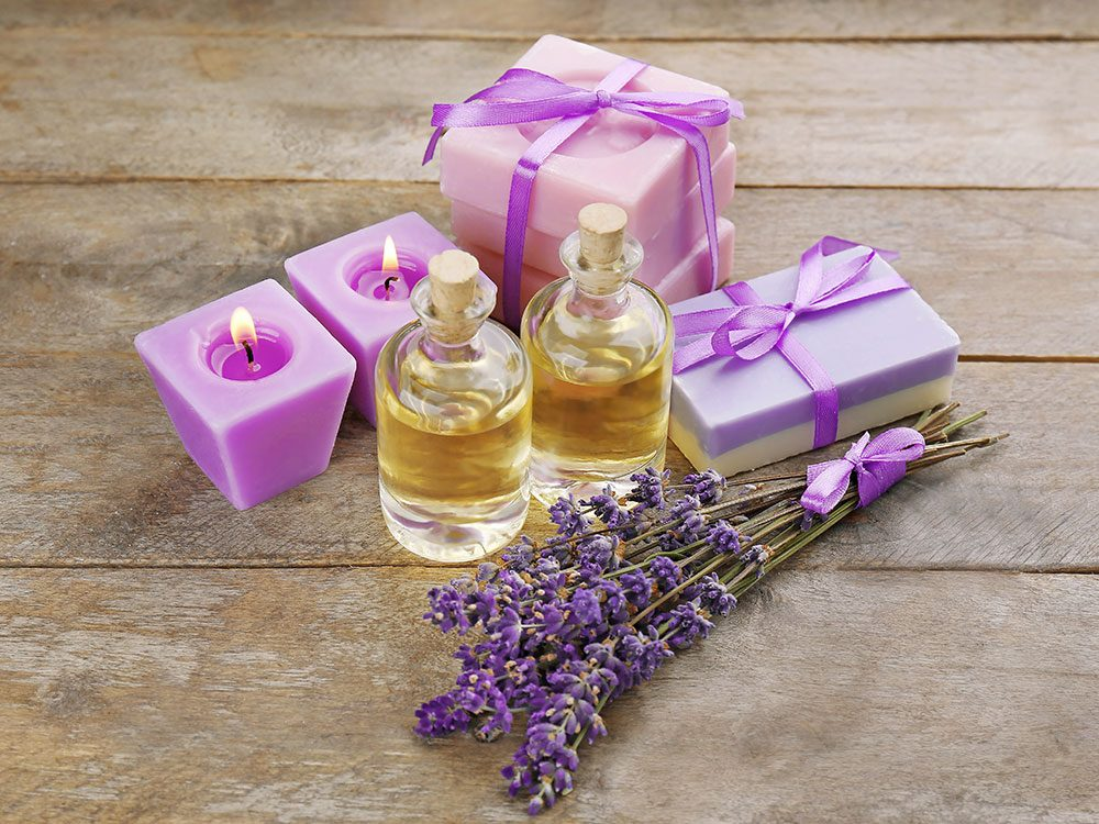 Use familiar scents for a deeper sleep