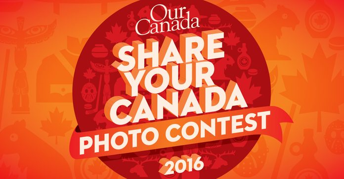 Our Canada Share Your Canada Photo Contest