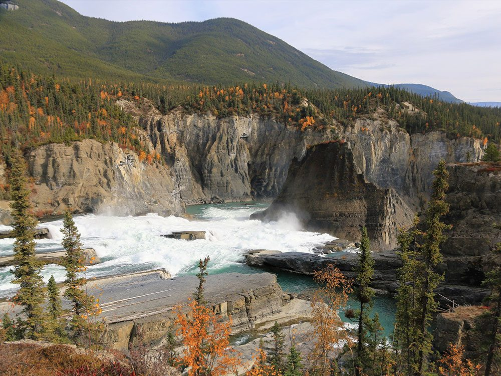 Nahanni National Park in Canada's Northwest Territories