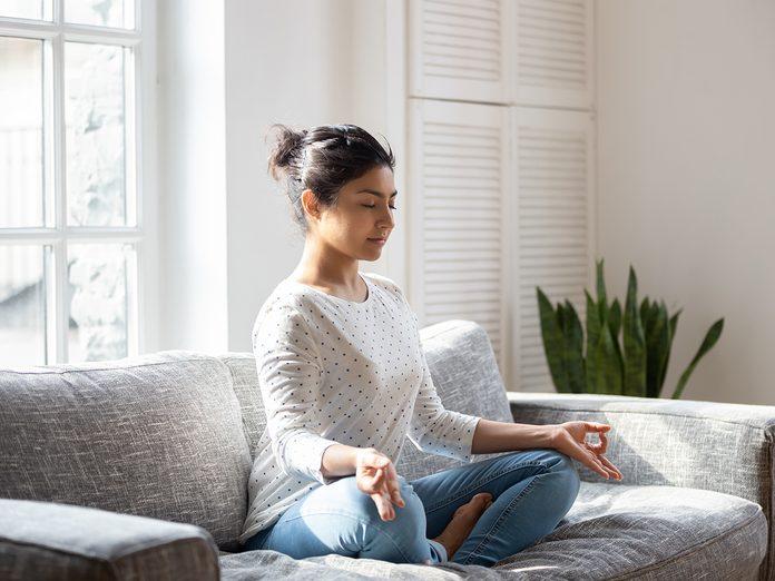 Natural Concentration Meditation