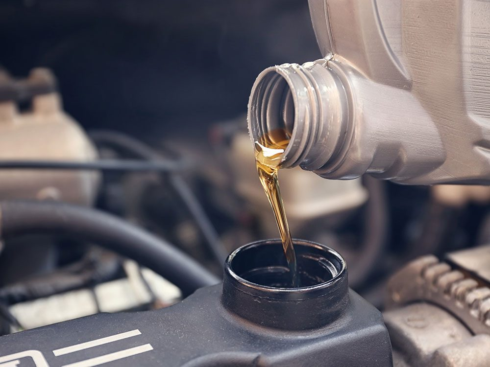Changing oil: How to do it yourself