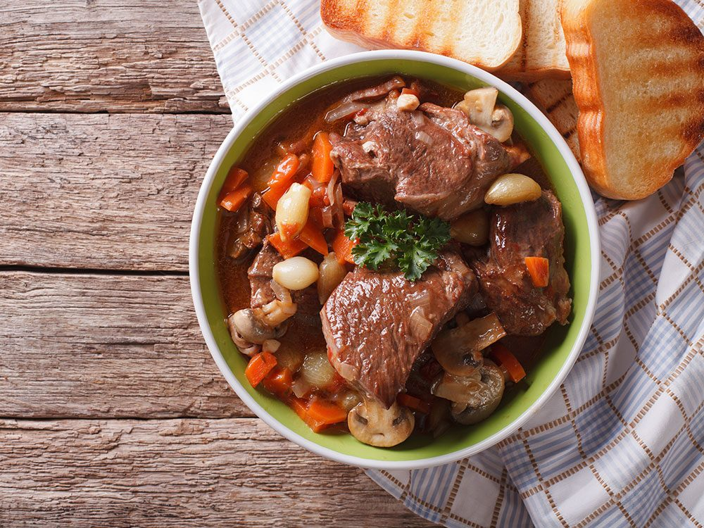 Holiday Party Beef Bourguignon