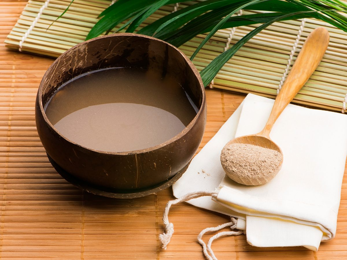 Natural remedies for anxiety - kava drink