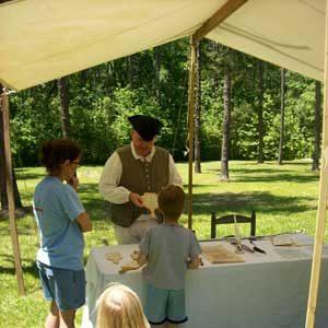 5. Alamance Battleground State Historic Site